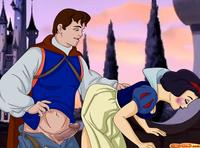 snow white porn toon abce snow white seven dwarfs comics toons doc prince charming comment