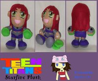 teen titan porn galleries teen titans starfire plush vgmeh garabatoz raven gallery some porn
