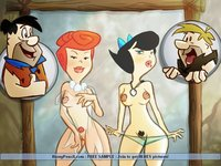 the cartoon pron flintstones cartoon porn