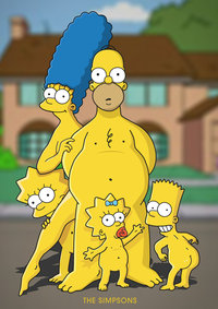 the simpson porn galleries simpsons nude variant gallery lisa simpson bart