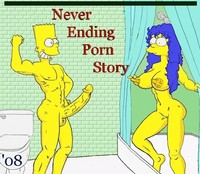 the simpson porn galleries anime cartoon porn simpsons never ending story photo