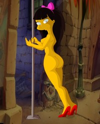 the simpson porn galleries anime cartoon porn simpsons photo