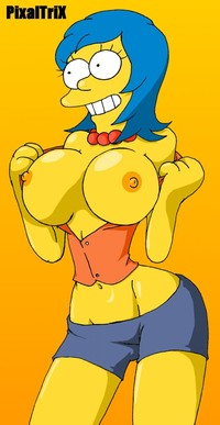 the simpsons pron gallery anime cartoon porn slut wife marge simpson from simpsons pictures