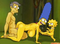 the simpsons pron gallery cartoon simpsons cartooning
