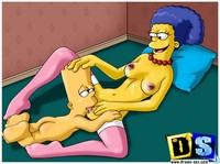 the simpsons toon porn pics simpsons porn parody presents looney tunes