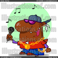 toon free porn royalty free rapper clipart illustration hit toon stock sample fighter