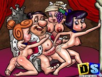 toon free porn originals porn toons free pics perverted fred flintstone groups