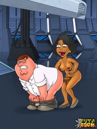 toon porn account donna tubbs family guy peter griffin cleveland show futa toon