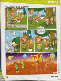 toon porn comic strips media phineas ferb comic porn