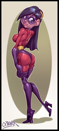 toon porn comic strips incredibles nude