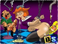 toon porno simps jetsons sexy pictures toon porno