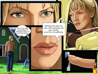 toon pron pics media original toon porn star beatrix kiddo shows real face
