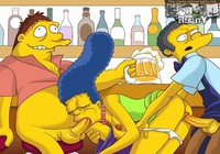 toon sex the simpsons reality simpsons pics