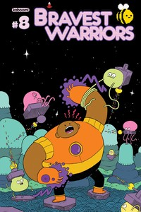 toons comic sex bravest warriors cover nick edwards this week comics indescribably good chicken edition