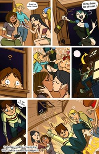 total drama porn galleries anime cartoon porn stickymon total drama intercourse island french photo
