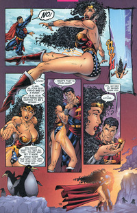 wonder woman cartoon porn comics original comics elektra superman having wonderwoman comic
